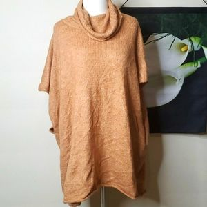 NWOT Universal Thread Cowl Neck Poncho Sweater